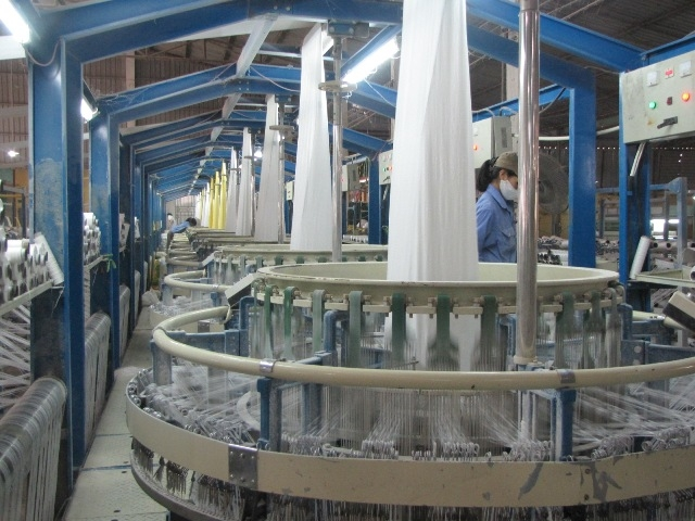 Circular Loom Machine