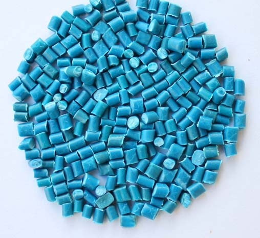 Blue PP Resin