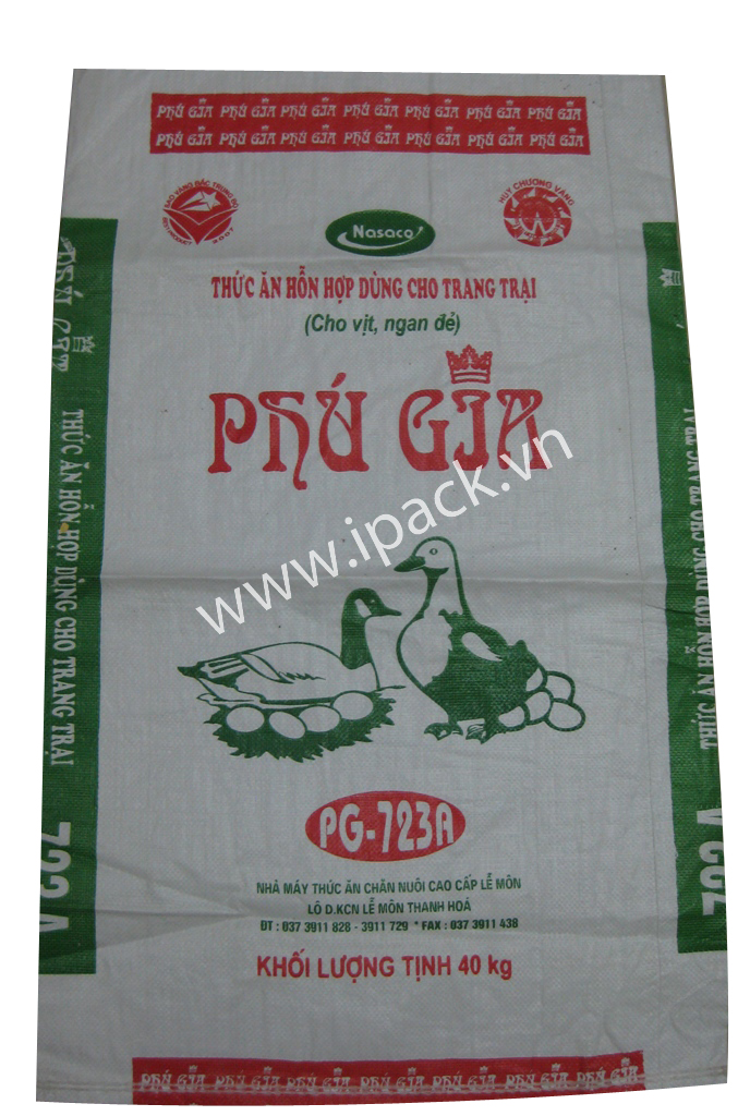 Animal feed bag - PG 723A