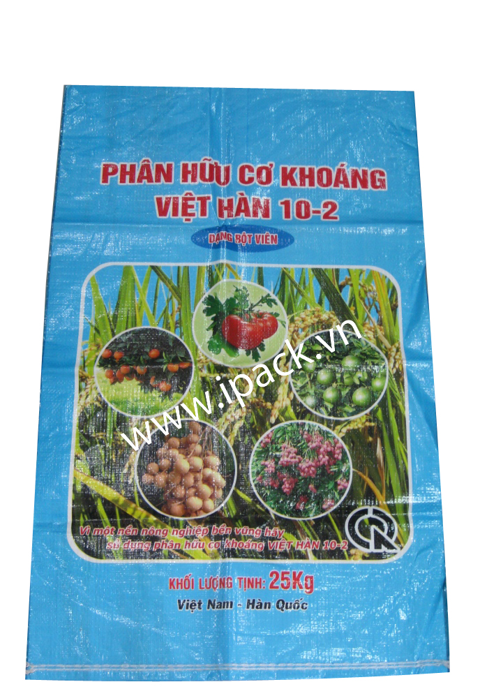 Fertilizer bag- Viet Han 25kg