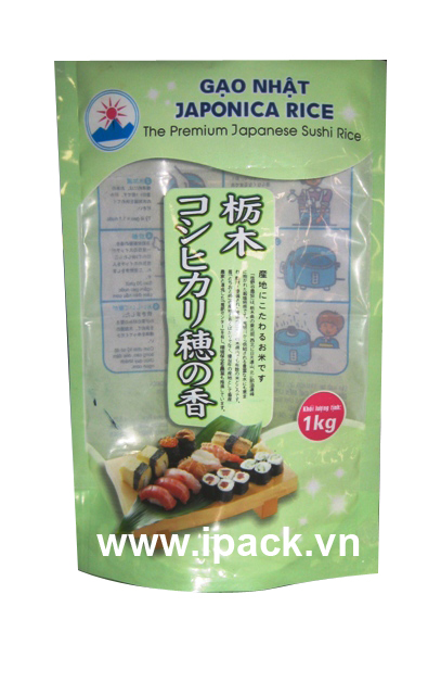 Japanese Sushi Rice Bag -1kg