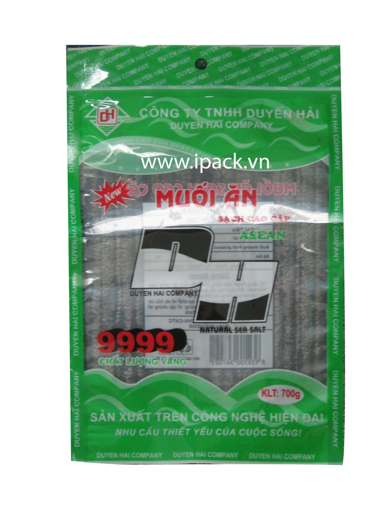Salt bag- 700g- Duyen Hai