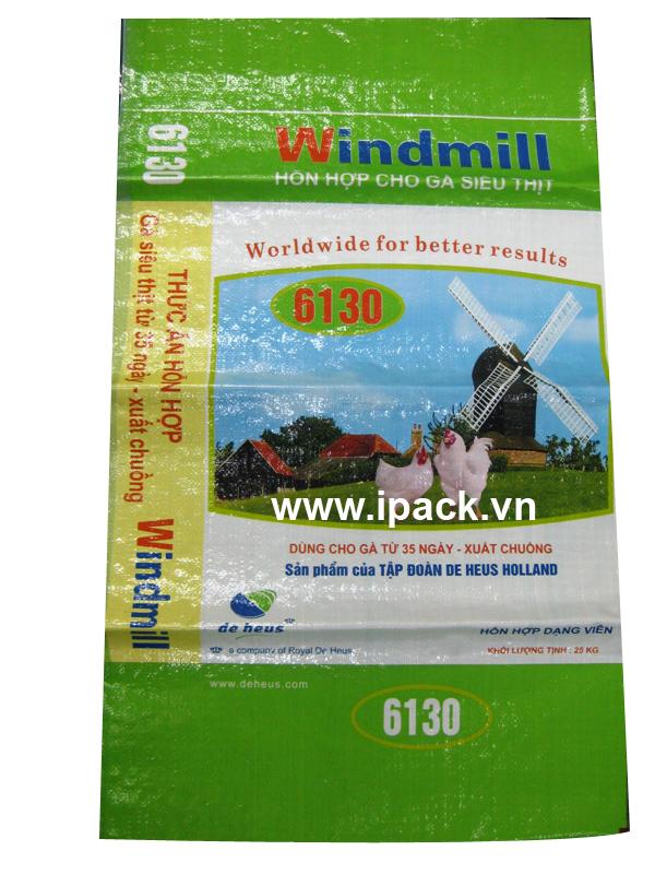 Cattle feed bag - De Heus Holland 25kg