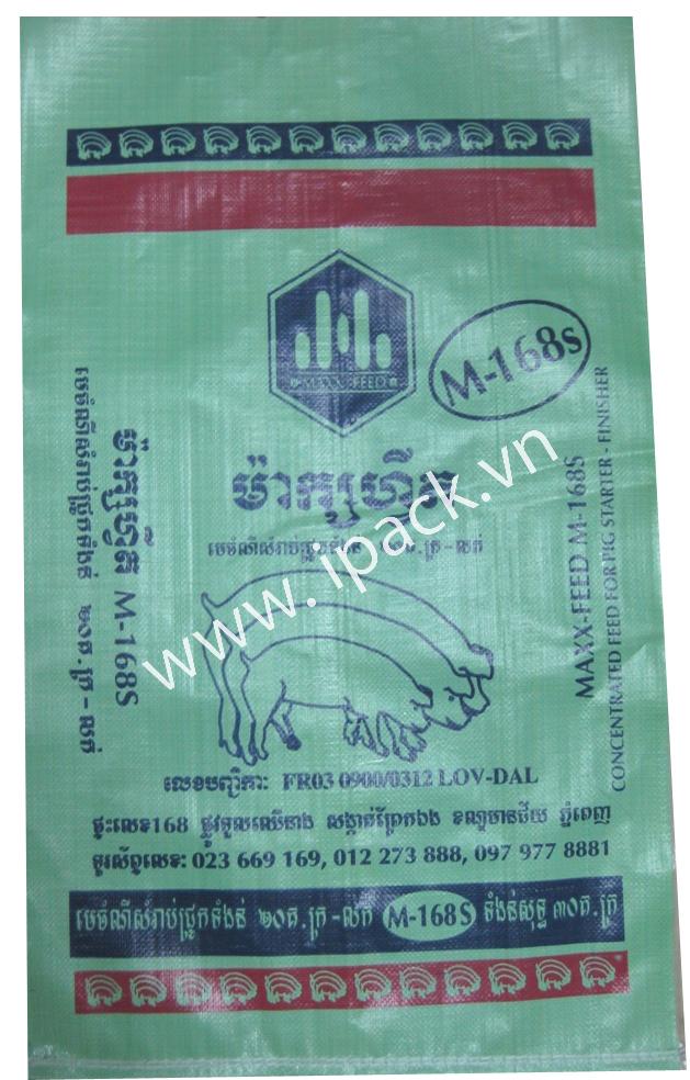 Animal feed bag- M168s