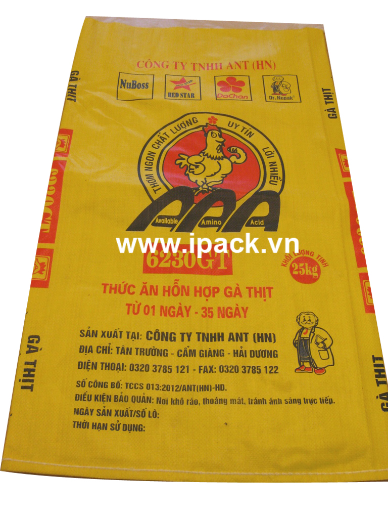 Cattle feed bag - ANT 25kg