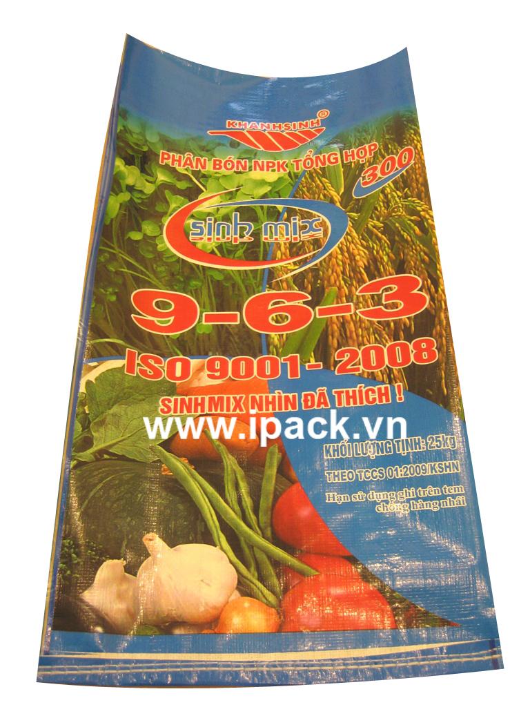 NPK Fertilizer bag- 25kg