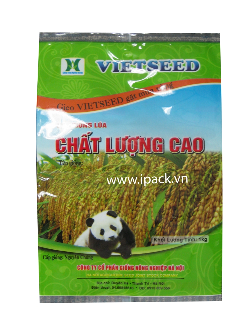 Rice seed bag 1kg - Vietseed