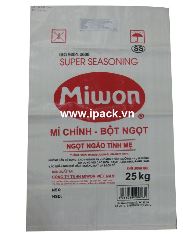 Super seasoning bag- Miwon