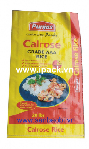 Rice Bag- Calrose
