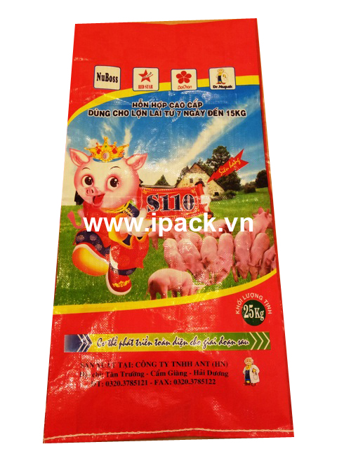 Animal feed bag- ANT