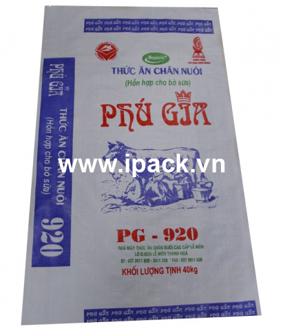 Animal feed bag- Phu Gia