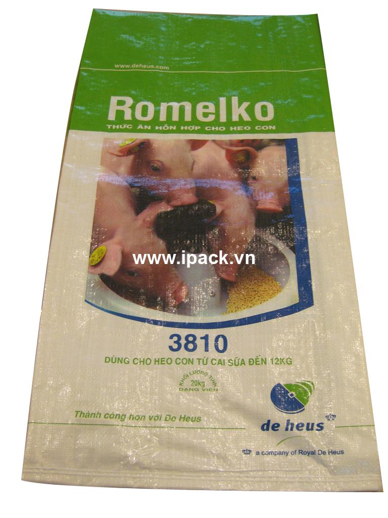 Animal feed bag - De Heus