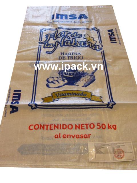 Flour bag- Flor de la Habana