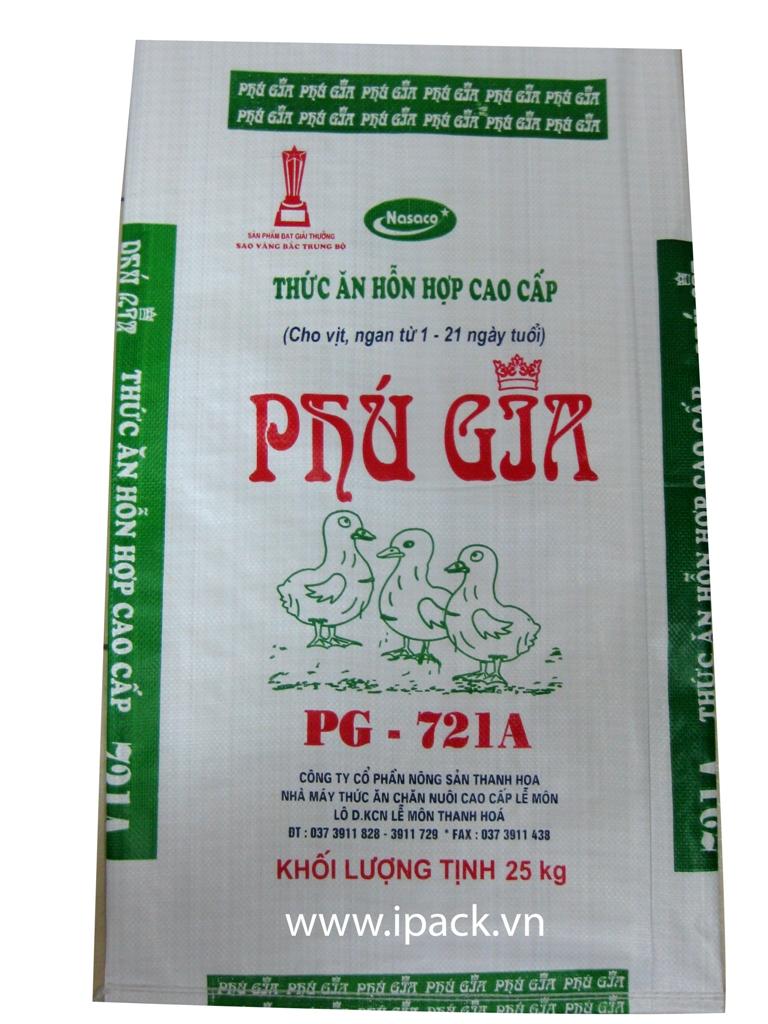 Animal Feed bag- PG 721A