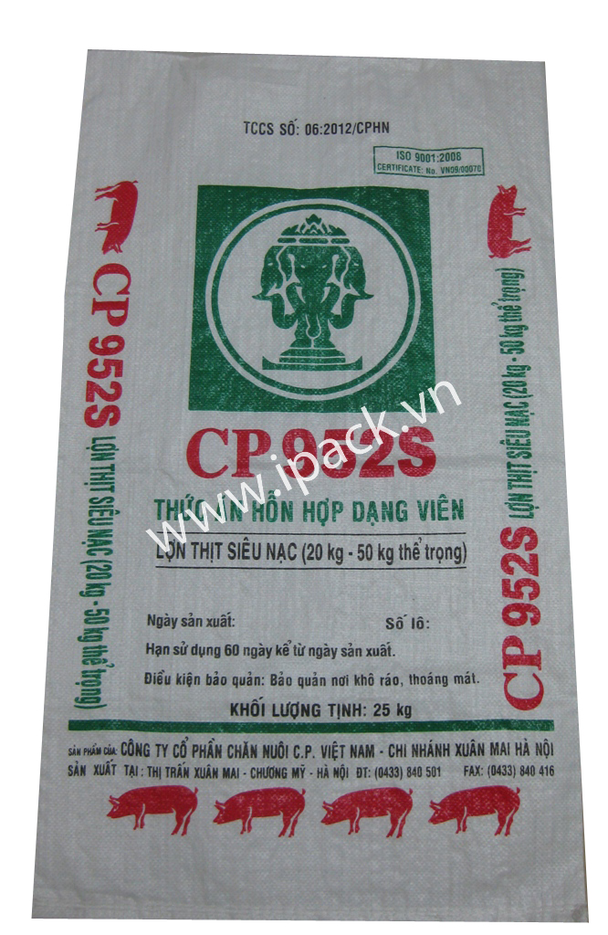 Animal feed bag - CP 952S