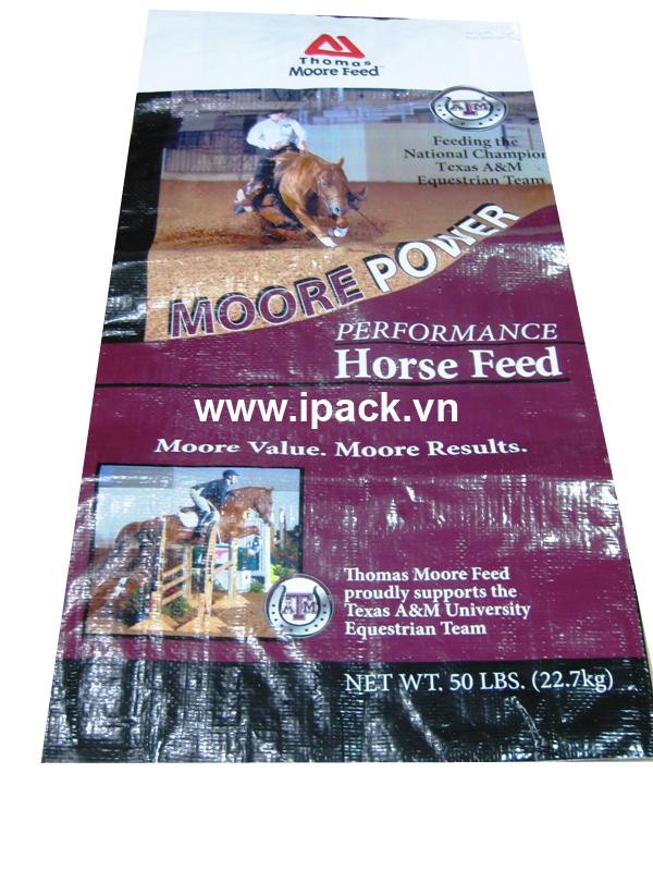 Horse Feed Bag-TM