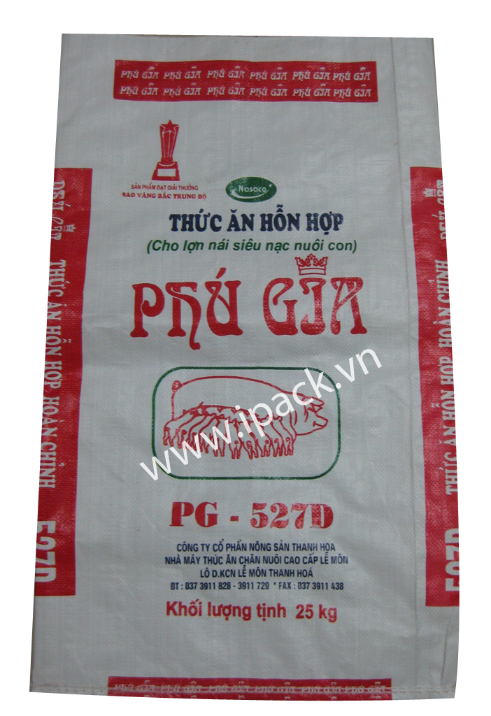 Animal feed bag- PG 527D