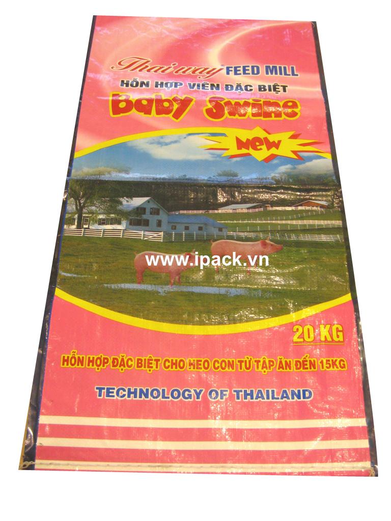 Animal Feed Bag -Thaiway Feedmill-20kg