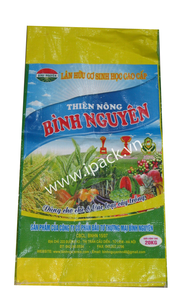 Fertilizer bag- Binh Nguyen