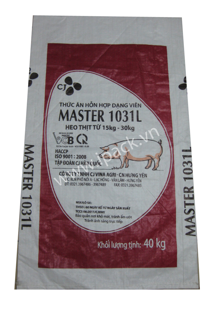 Animal feed bag - CJ 1031L