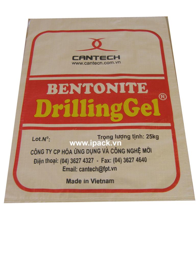 Drilling Gel bag- Bentonite